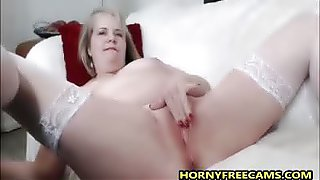 Granny Is Up For Some Anal And Vaginal Toying
