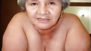 HELLOGRANNY Old nude grannies are giving blowjob