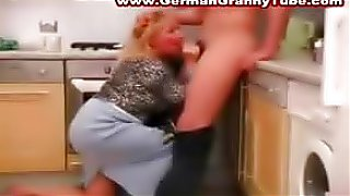 sex tube Blonde BBW Mature Mother and boy fucking