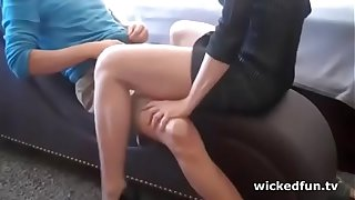 Mother dominate her son on wickedfun.tv