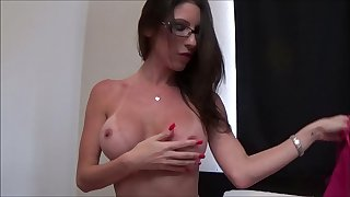 Mother & Son Share a Secret - Dava Foxx - Family Therapy - Preview