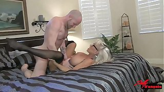 "Face Sitting my son  ""mommy don't make me smell your ass""  #MILF #MATURE  Sally D'angelo"