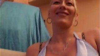 Blonde Mom First Amateur Porn Video - full movie