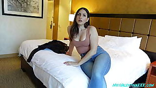 Vacation With Horny Cheating Young Step Mom With Great Body
