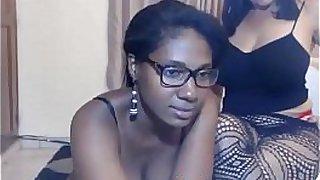 ebony webcam mom
